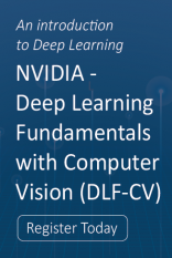 NVIDIA - Deep Learning Fundamentals with Computer Vision (DLF-CV)